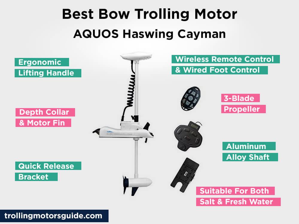 AQUOS Haswing Cayman Review, Pros and Cons