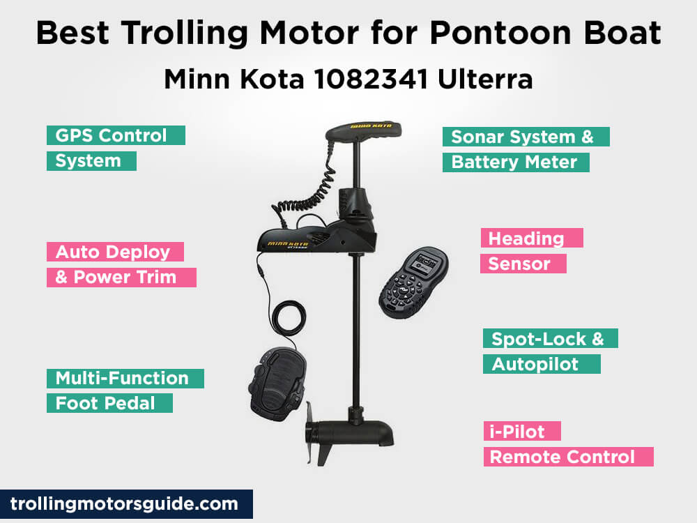 Minn Kota 1082341 Ulterra Review, Pros and Cons