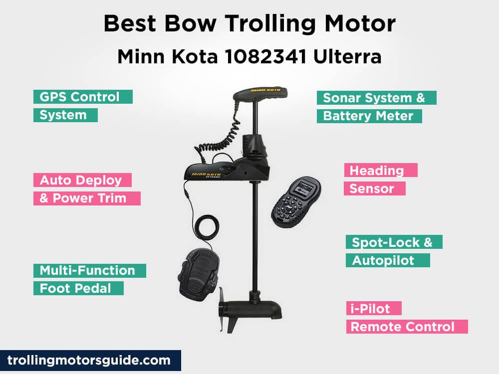 Minn Kota 1082341 Ulterra Review, Pros and Cons
