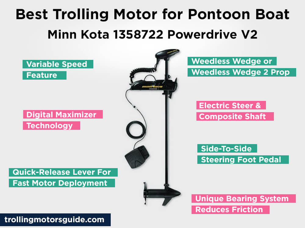 Minn Kota 1358722 Powerdrive V2 Review, Pros and Cons
