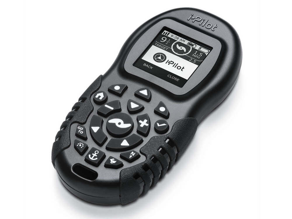 i-Pilot remote control for Minn Kota 1088337 Riptide Ulterra