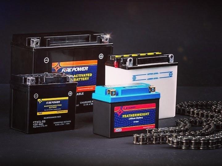 AGM batteries, Lithium-ion batteries, Lead-acid batteries