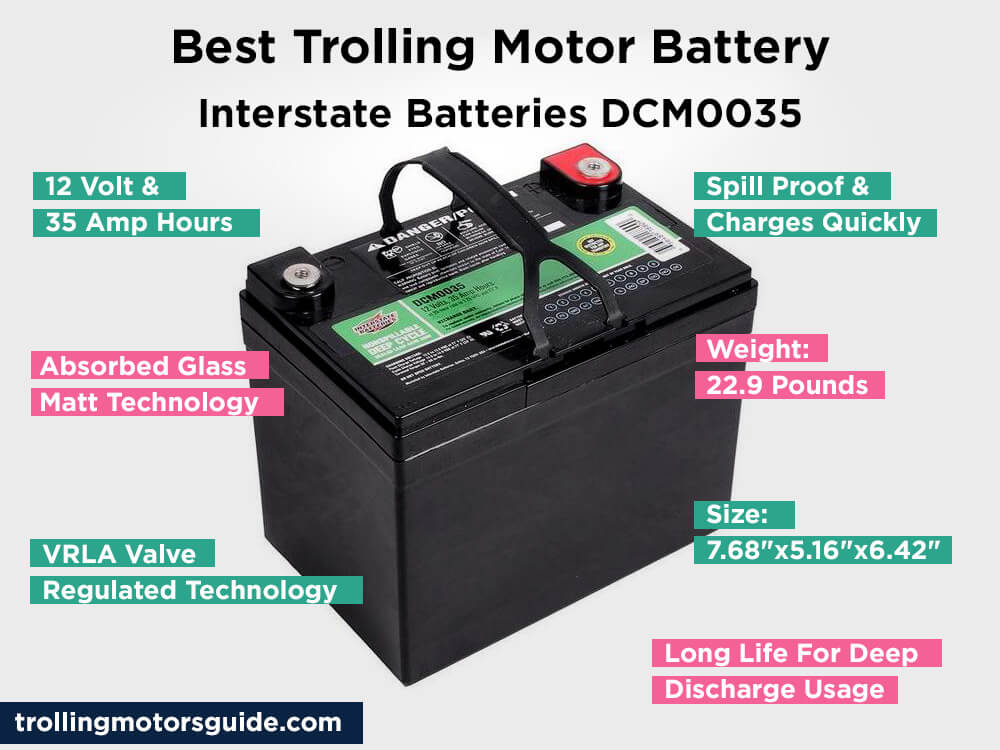 Interstate Batteries DCM0035 Review, Pros and Cons