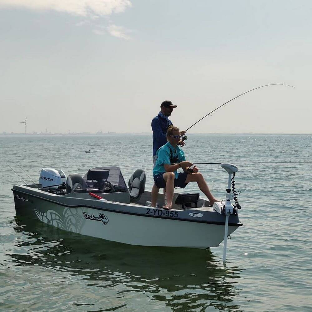 Trolling Motors for saltwater and freshwater