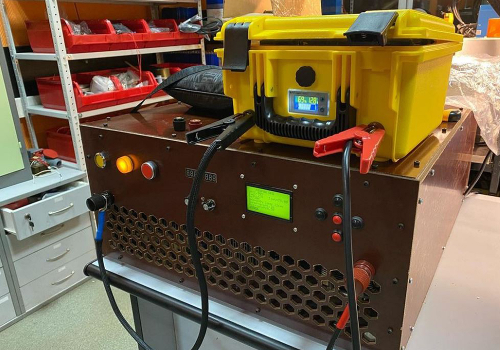 Charging A Boat Motor Battery