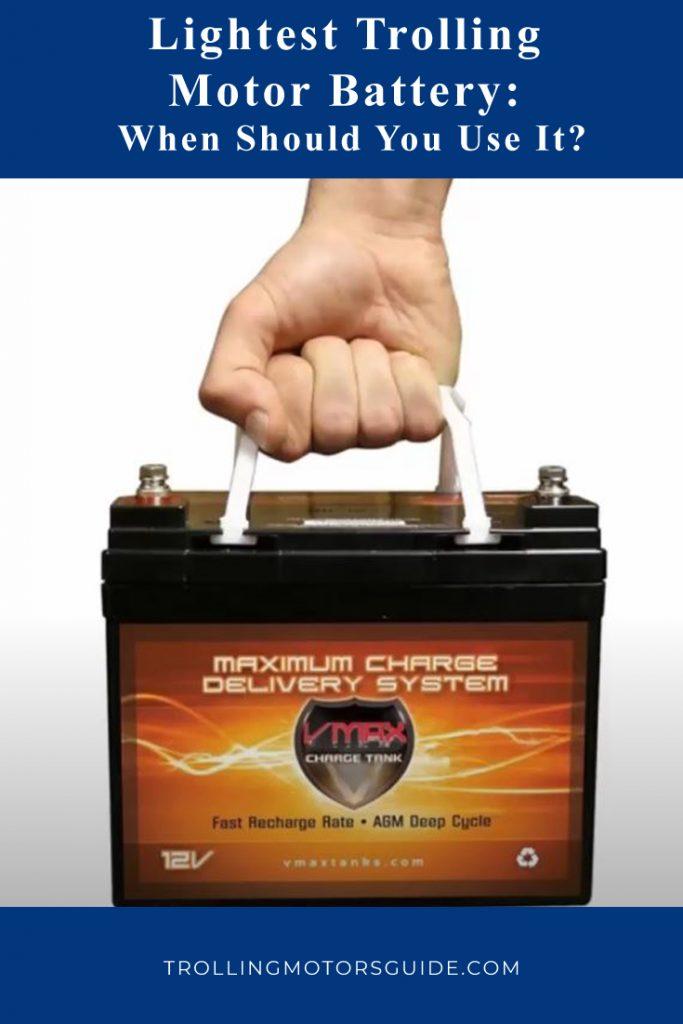 Lightest Trolling Motor Battery-1-1