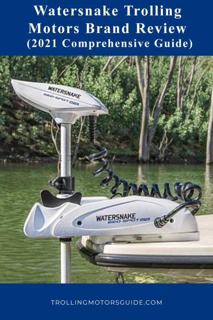 Watersnake Trolling Motors Brand Review-1-1