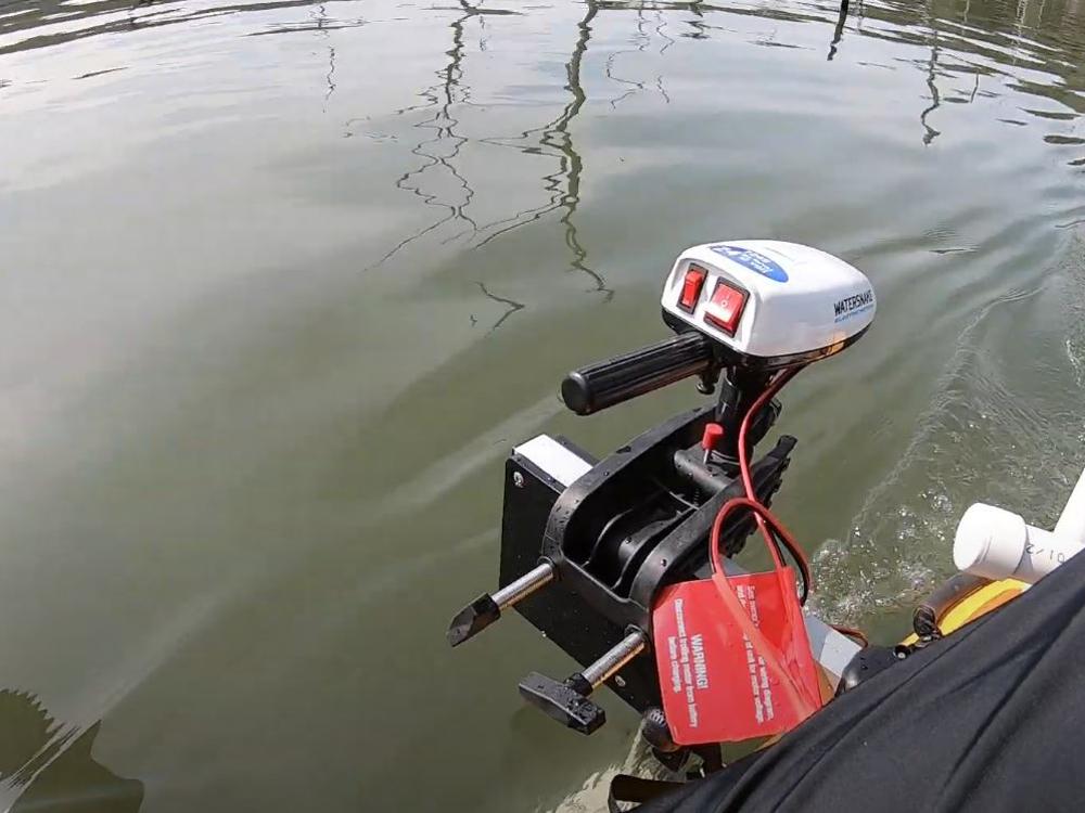 Watersnake Trolling Motors1