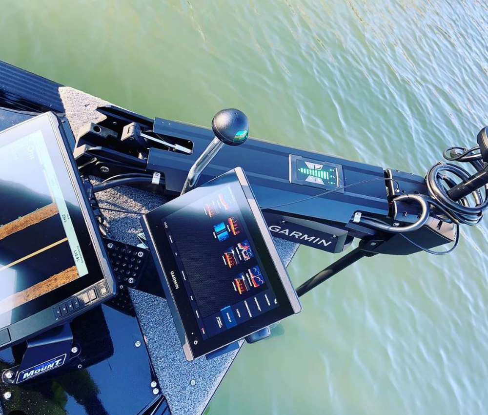 Products Produced by Garmin Trolling Motor Brand